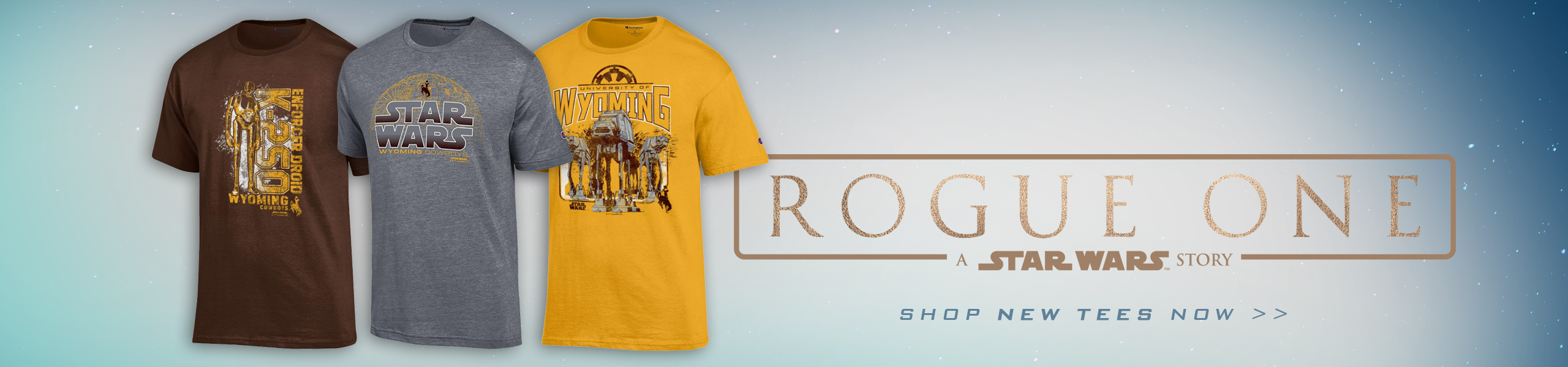 Use the Force and shop our Star Wars Collection now!